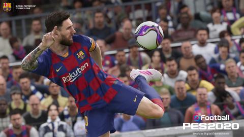 E3 : eFootball  PES 2020 : Un gameplay plus exigeant, dans la continuité