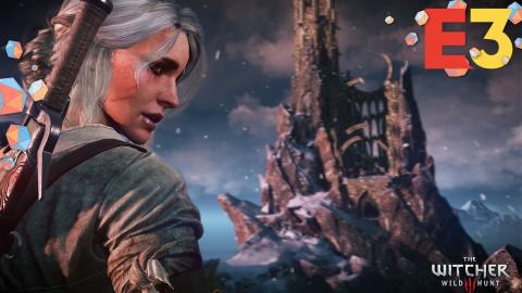 E3 : The Witcher 3 : Geralt s'aventure sur Switch