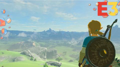 E3 : The Legend of Zelda : Breath of the Wild 2 annoncé !