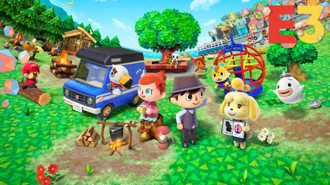 E3 : Animal Crossing New Horizons dévoile sa date de sortie
