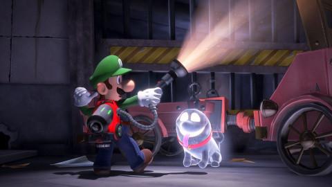 """Luigi's Mansion 3 : L'hôtel hanté nous ouvre un nouvel étage """"spectraculaire"""""""