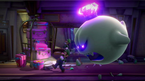 Bon plan Nintendo : Luigi's Mansion 3 en réduction à -37%