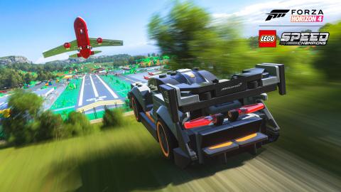 Forza Horizon 4 LEGO Speed Champions : l'extension qui casse des briques - E3 2019