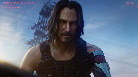 [MàJ] E3 2019 - Cyberpunk 2077 : Keanu Reeves devrait chanter certains morceaux