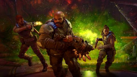 Gears 5 : le mode Escape, une bonne idée mal réalisée ? - E3 2019
