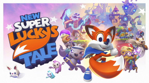 New Super Lucky's Tale sur Switch