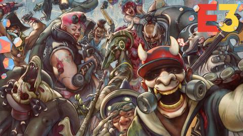 E3 : Bleeding Edge - Plus qu'un Overwatch à la 3ème personne ?