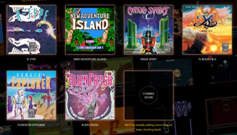 E3 2019 : La PC-Engine Mini se présente plus en détails