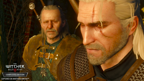 E3 2019 : The Witcher 3 s'offre quelques images sur Switch