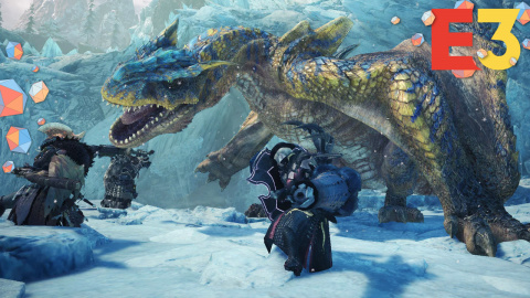E3 : Monster Hunter World : Iceborne, une extension qui ravive le frisson de la chasse