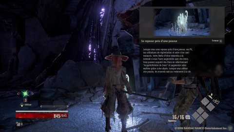 Gameplay, mécaniques