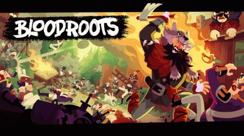 Bloodroots sur PS4