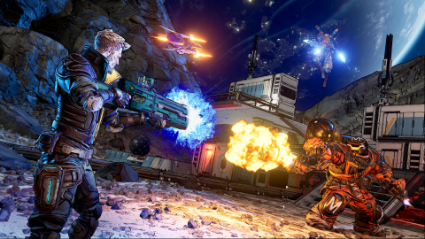 Borderlands 3 ne proposera pas de cross-play au lancement