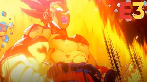 E3 : Dragon Ball Z Kakarot: Un Action-RPG qui n'en a que le nom?