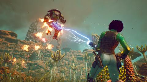 The Outer Worlds recevra un DLC en 2020