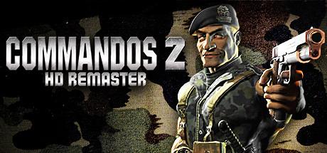 Commandos 2 - HD Remaster sur PS4