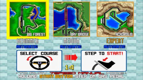 Nintendo Switch : Virtua Racing et Wonder Boy in Monster Land arrivent le 27 juin