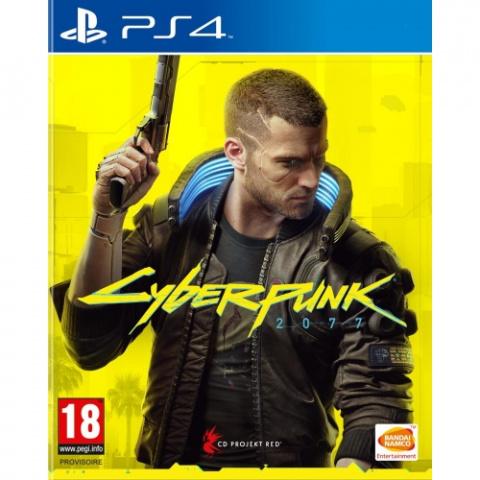 Cyberpunk 2077 sur PS4