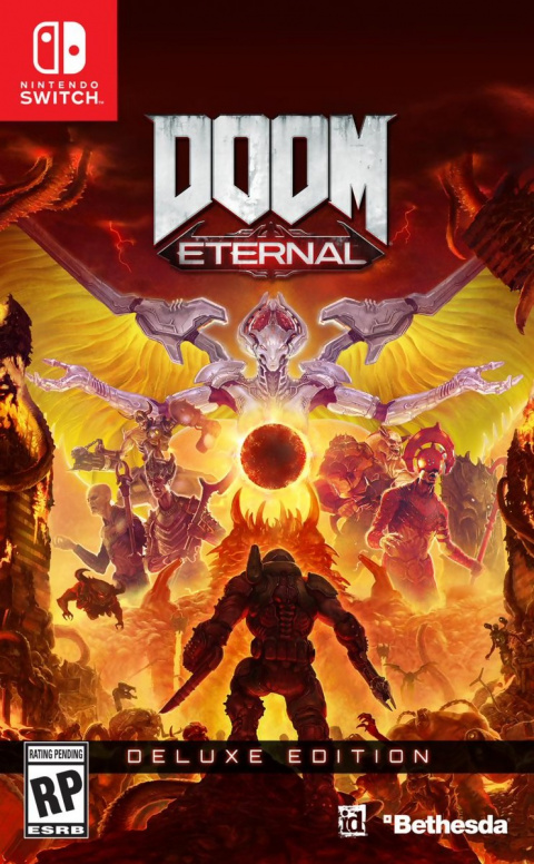 Doom Eternal sur Switch