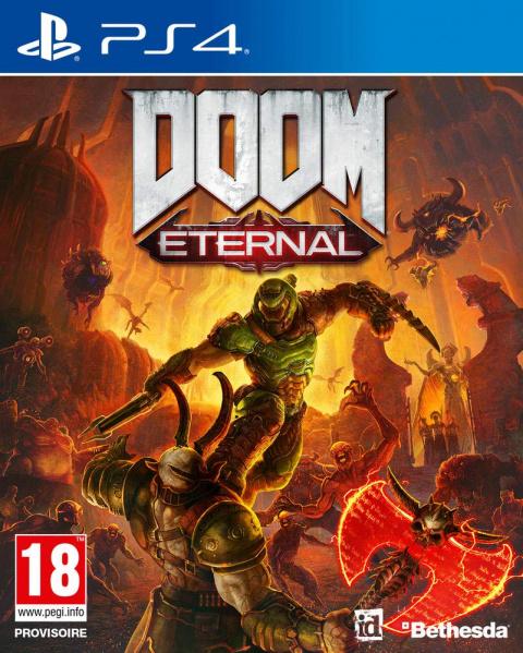 Doom Eternal sur PS4