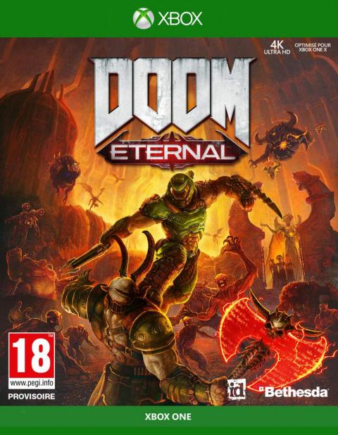 Doom Eternal sur ONE
