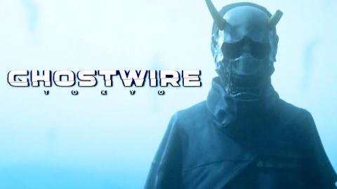 Ghostwire Tokyo sur PS4