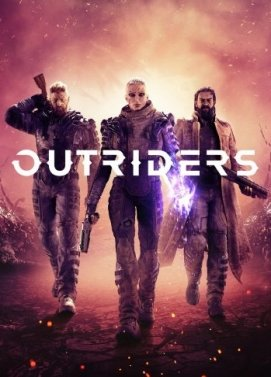 Outriders sur PS4