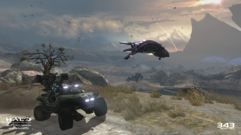 Halo The Master Chief Collection PC : Halo Reach toujours aussi efficace - E3 2019