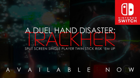 A Duel Hand Disaster : Trackher sur Switch