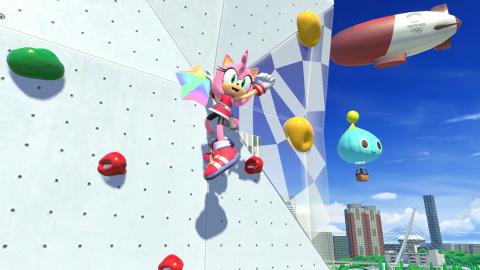 Mario & Sonic aux Jeux Olympiques de Tokyo 2020, prêts, partez, secouez! - E3 2019