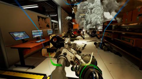 Espire 1 VR Operative arrivera fin septembre