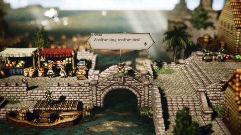 Octopath Traveler : Le RPG débarque bientôt sur Xbox
