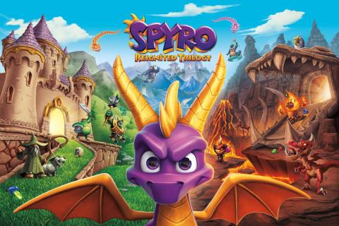 Spyro Reignited Trilogy sur PC