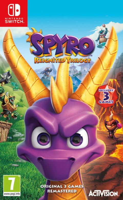 "<a href=""/node/44342"">Spyro : Reignited Trilogy</a>"