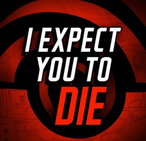 I Expect You Die sur PC