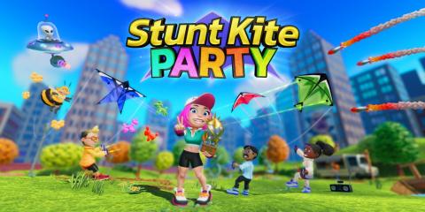 Stunt Kite Party sur PS4