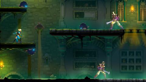 Le platformer 2D Foregone date sa sortie sur consoles