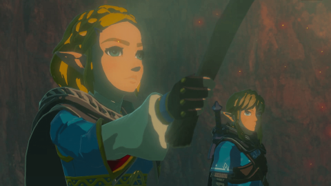 The Legend of Zelda : Breath of the Wild 2 sur Switch