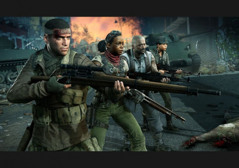 Rebellion (Zombie Army 4): Epic Games