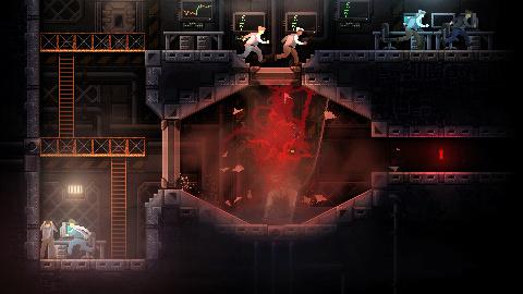 Carrion - L'horreur inversée dans un Metroidvania brutal et jouissif - E3 2019