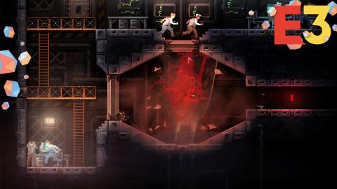 E3 : Carrion - L'horreur inversée dans un Metroidvania brutal et jouissif