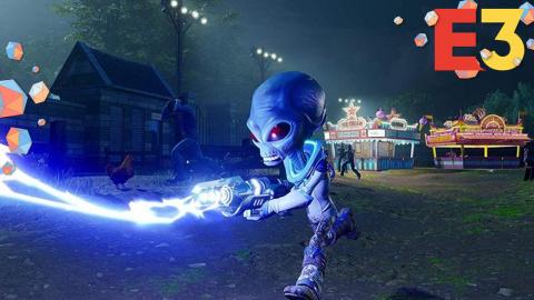 E3 : Destroy All Humans! – Vers un remake respectueux et déjanté