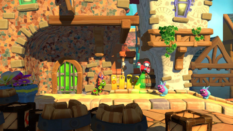 Black Friday : Yooka-Laylee: The Impossible Lair Switch en promotion