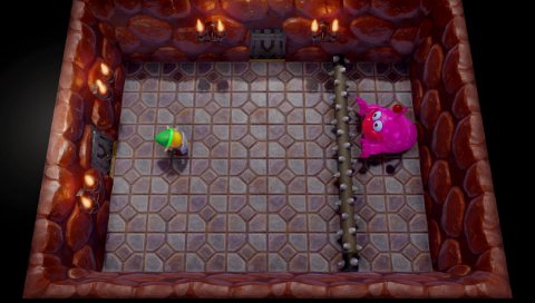 The Legend of Zelda : Link's Awakening - une relecture moderne très soignée
