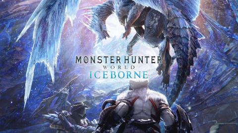 PS+ : découvrez la bêta de Monster Hunter World : Iceborne !