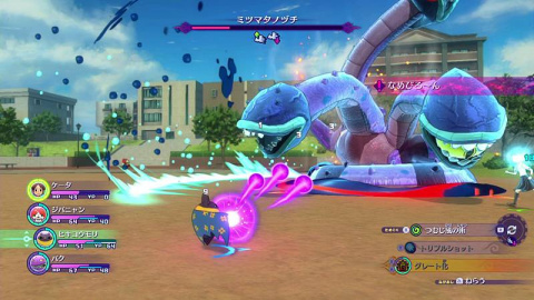 Yo-Kai Watch 4 fait le plein d'images