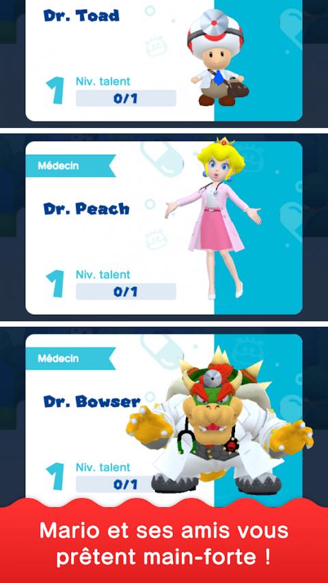 Dr. Mario World arrive sur nos smartphones le 10 juillet