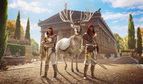 Assassin's Creed Odyssey : Ubisoft fait le point sur les nouveautés en approche