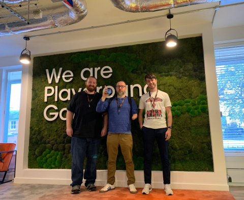 Playground Games annonce trois recrutements majeurs