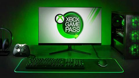 Xbox Game Pass : 100 jeux PC pour 1€ le premier mois !